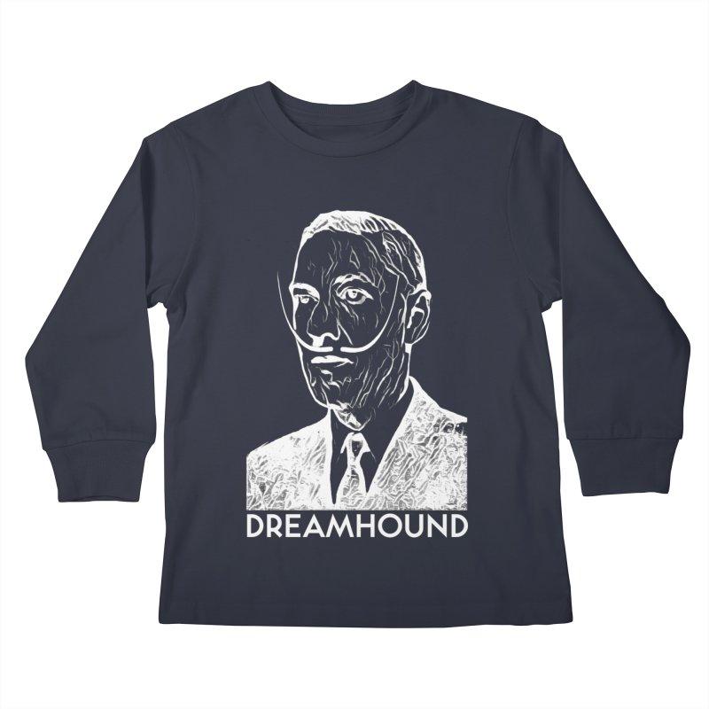 Dreamhound Kids Longsleeve T-Shirt by Pelgrane's Artist Shop