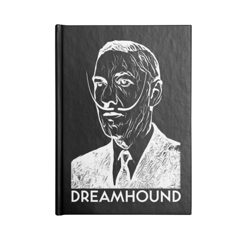 Dreamhound Accessories Notebook by Pelgrane's Artist Shop