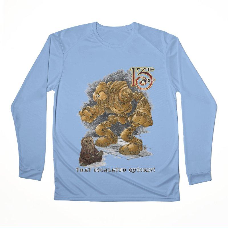 That Escalated Quickly 1 Men's Longsleeve T-Shirt by Pelgrane's Artist Shop
