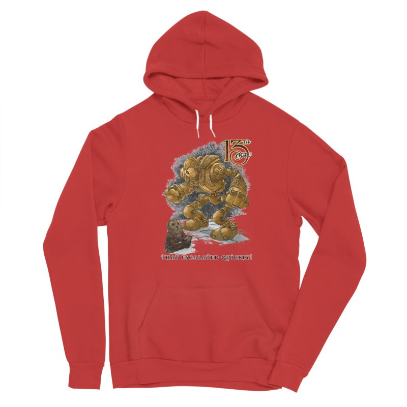 That Escalated Quickly 1 Women's Pullover Hoody by Pelgrane's Artist Shop