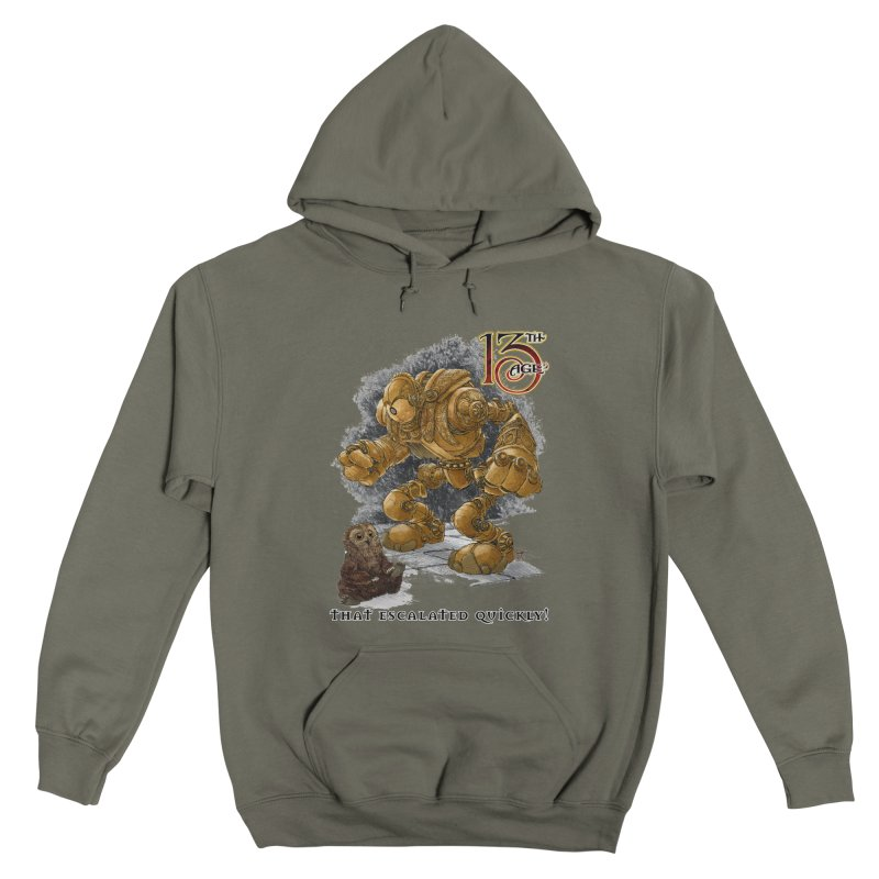 That Escalated Quickly 1 Men's Pullover Hoody by Pelgrane's Artist Shop