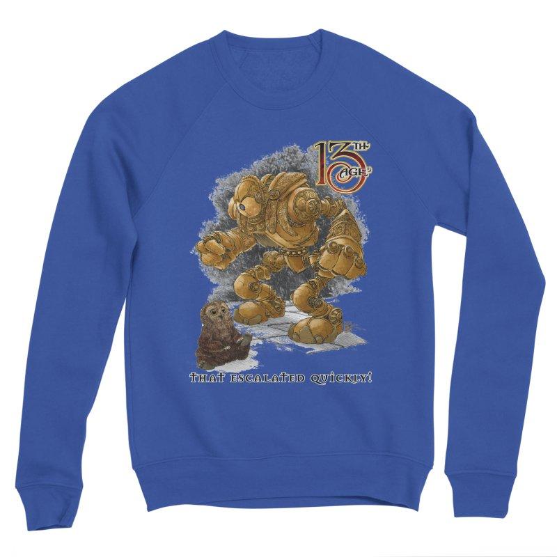 That Escalated Quickly 1 Women's Sweatshirt by Pelgrane's Artist Shop