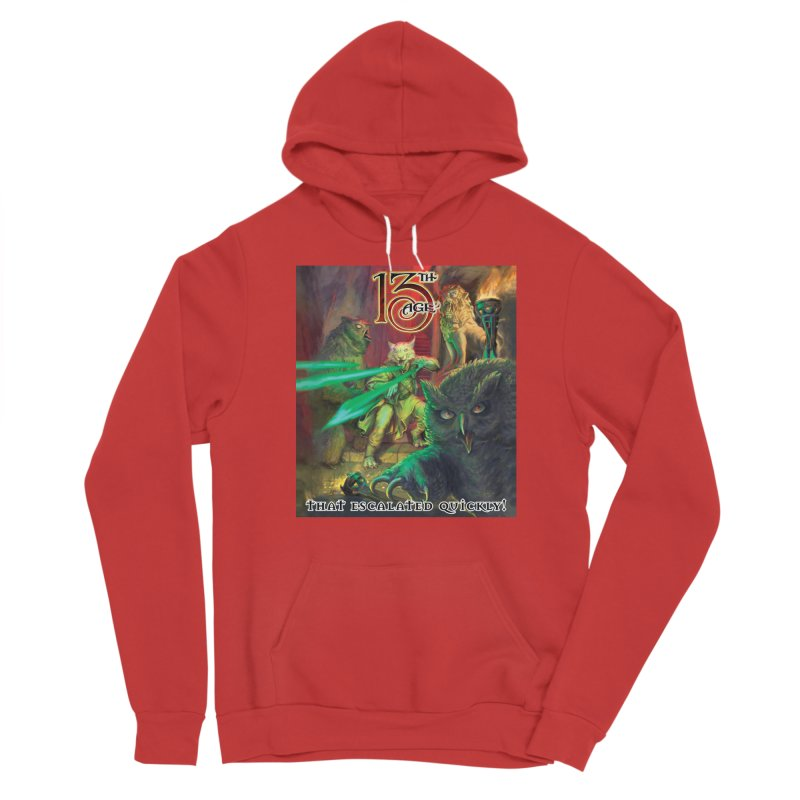 That Escalated Quickly 2 Men's Pullover Hoody by Pelgrane's Artist Shop