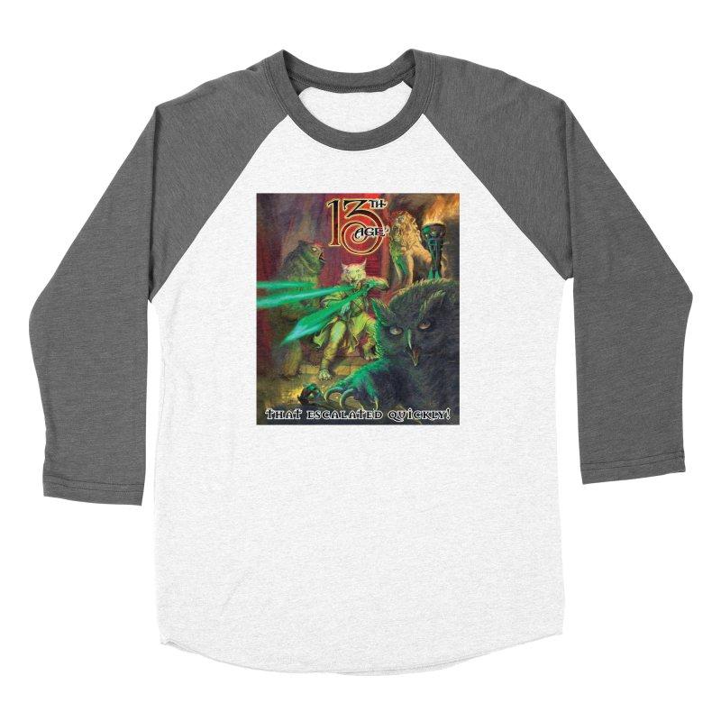 That Escalated Quickly 2 Women's Longsleeve T-Shirt by Pelgrane's Artist Shop