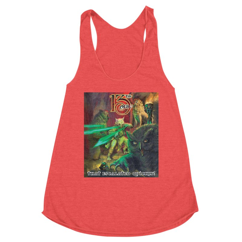 That Escalated Quickly 2 Women's Tank by Pelgrane's Artist Shop
