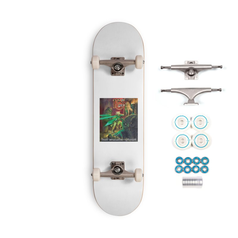 That Escalated Quickly 2 Accessories Skateboard by Pelgrane's Artist Shop