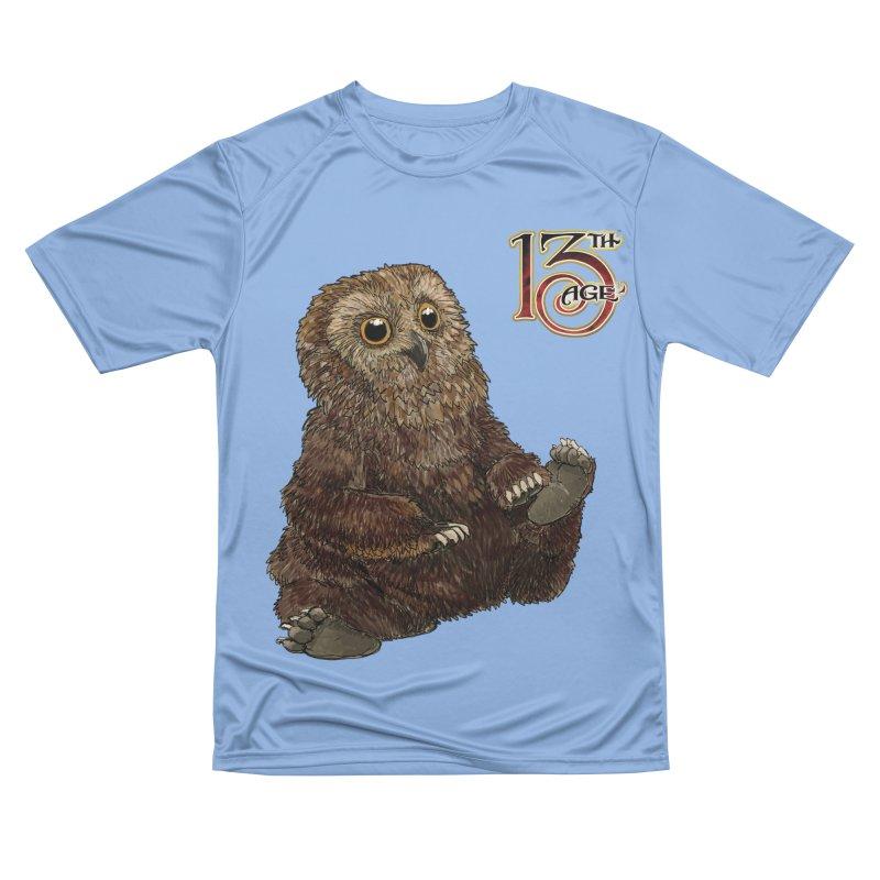 Grrowl Men's T-Shirt by Pelgrane's Artist Shop