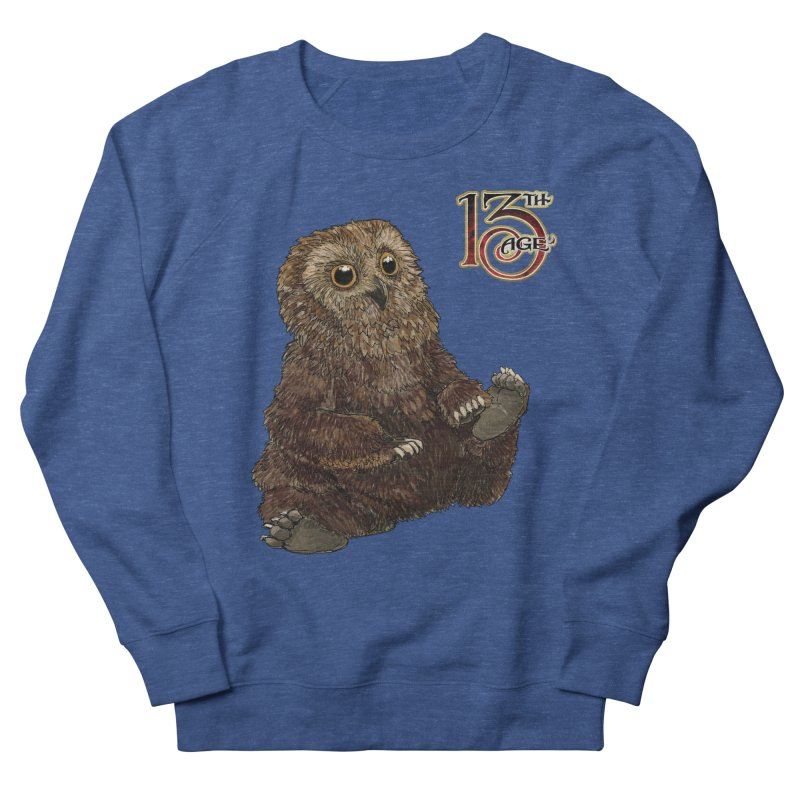 Grrowl Men's Sweatshirt by Pelgrane's Artist Shop