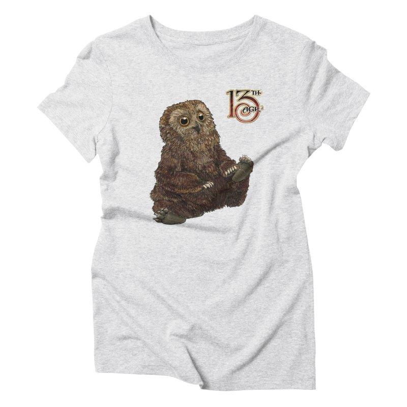Grrowl Women's T-Shirt by Pelgrane's Artist Shop