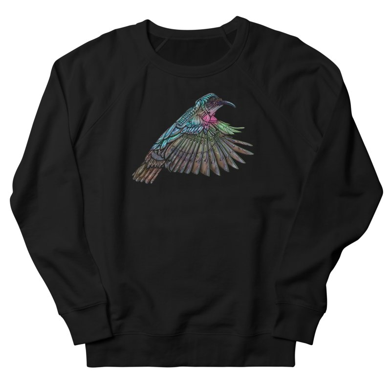 Hummingbird Men's Sweatshirt by Pellvetica