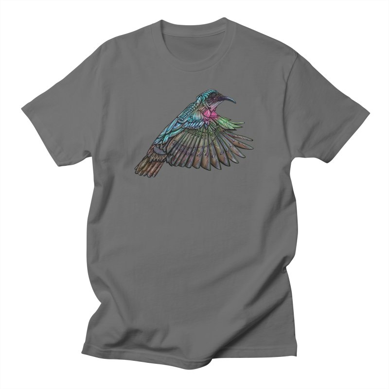 Hummingbird Men's T-Shirt by Pellvetica