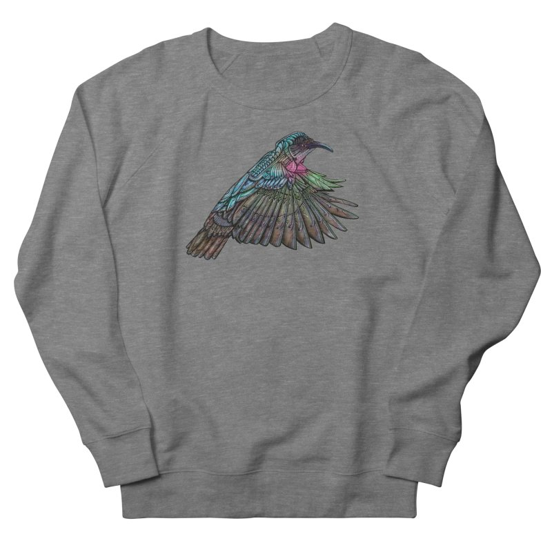 Hummingbird Women's French Terry Sweatshirt by Pellvetica