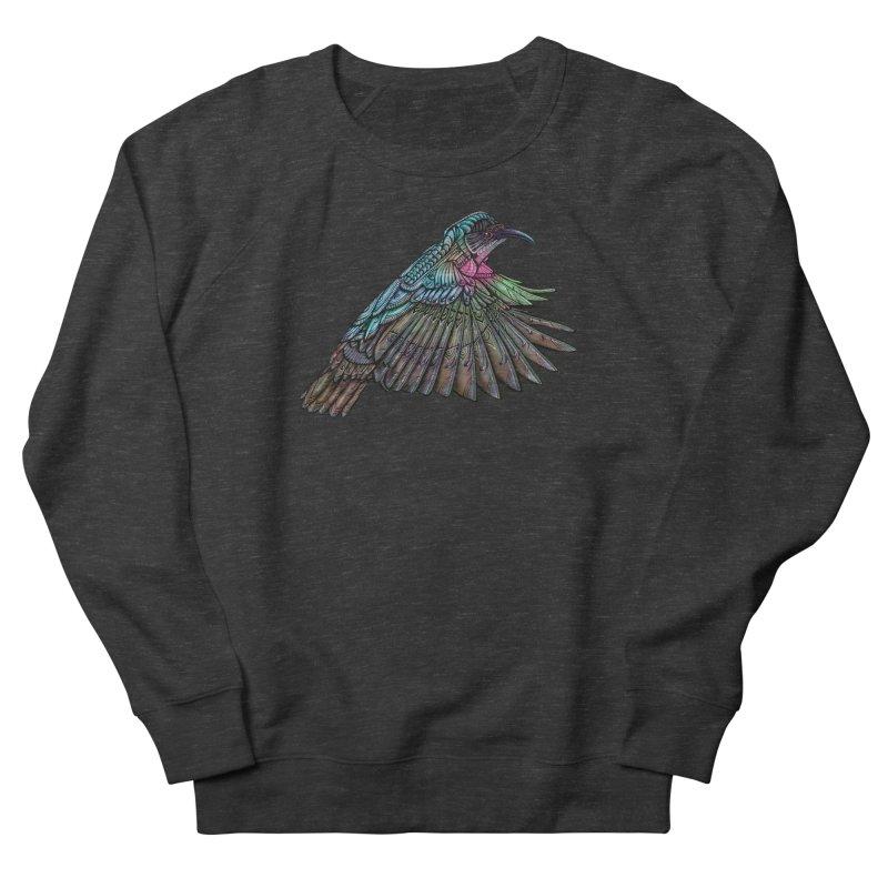 Hummingbird Men's Sweatshirt by Pellvetica