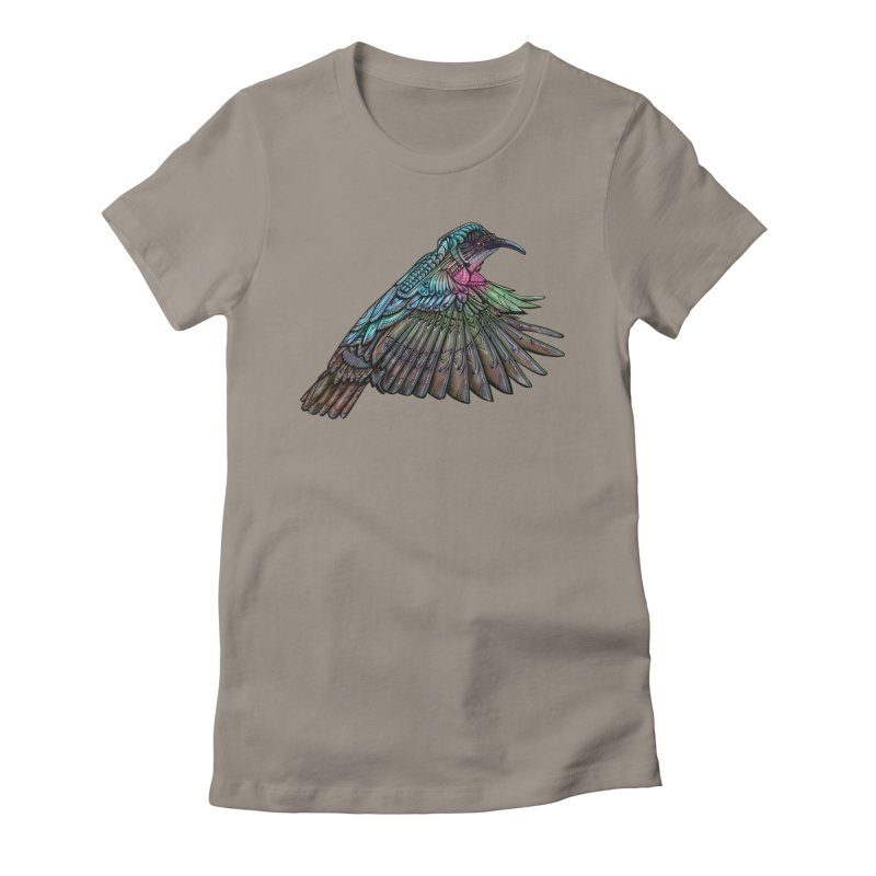 Hummingbird Women's T-Shirt by Pellvetica
