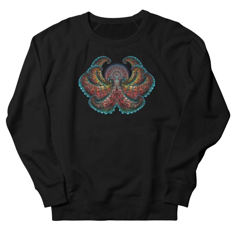 Pacific Giant Octopus Men's Sweatshirt by Pellvetica