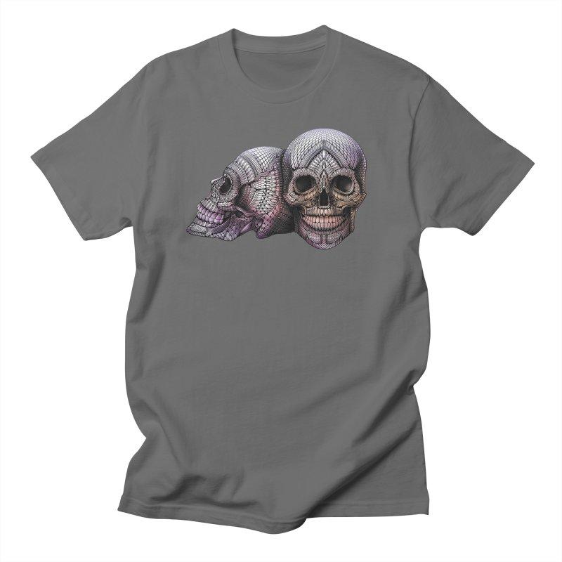 Skulls Men's T-Shirt by Pellvetica