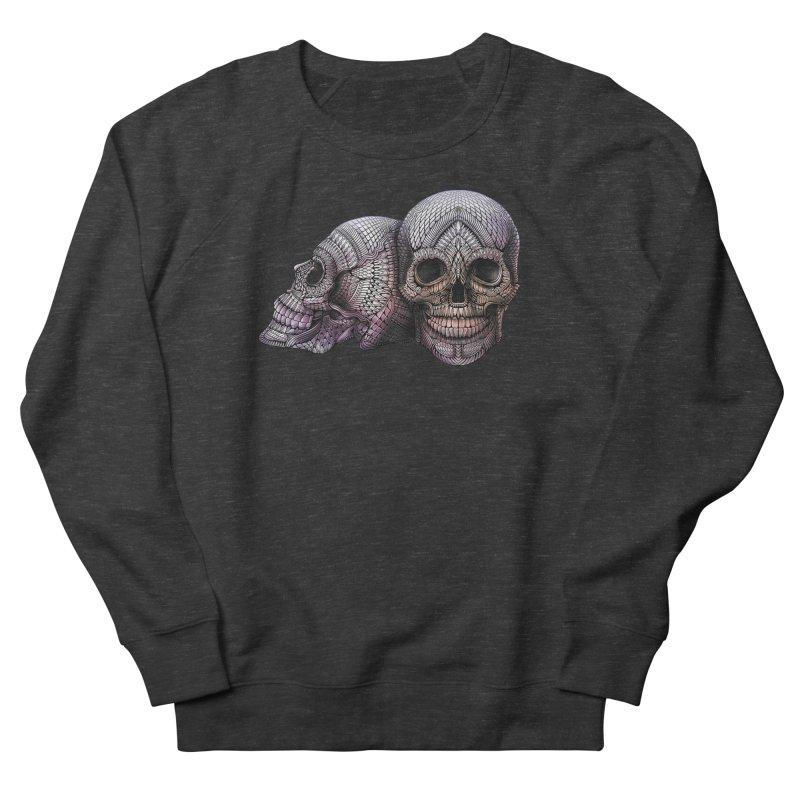 Skulls Women's Sweatshirt by Pellvetica