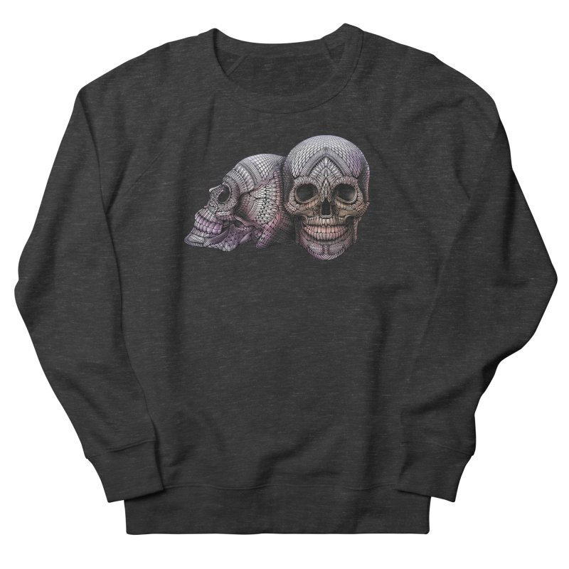 Skulls Women's Sweatshirt by Pellvetica