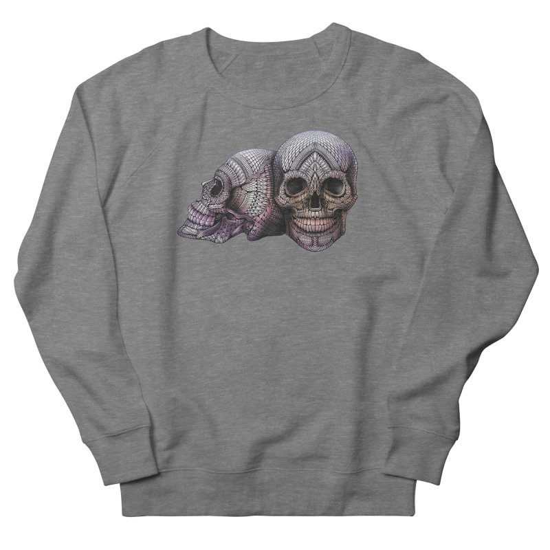Skulls Men's Sweatshirt by Pellvetica