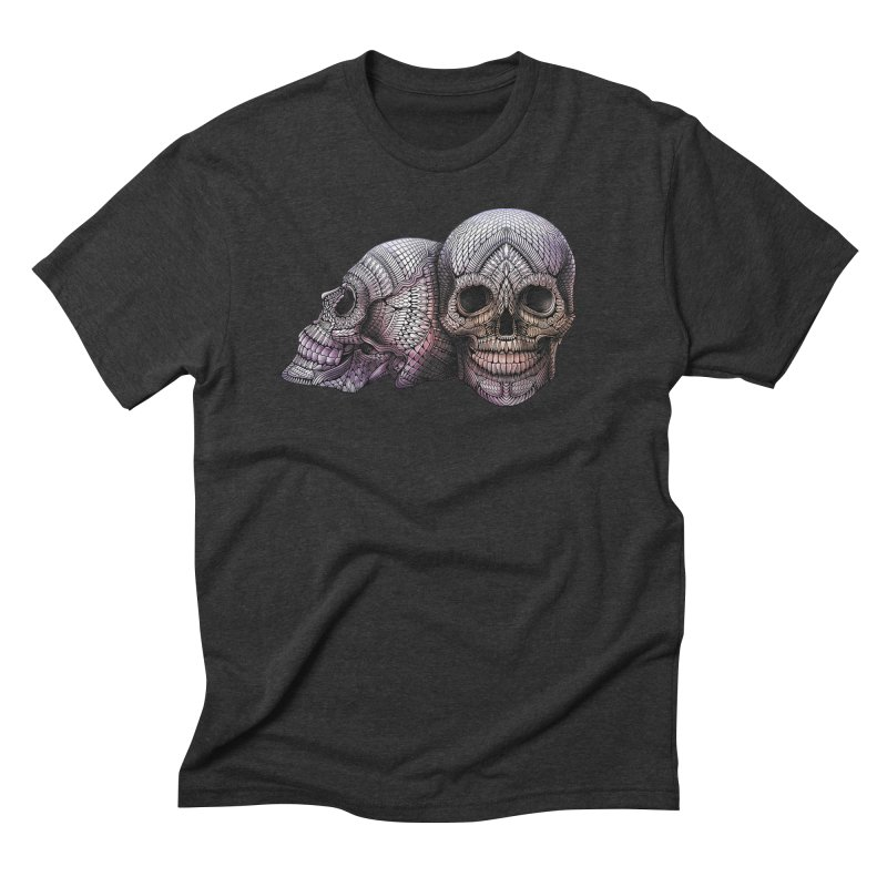 Skulls Men's T-Shirt by Pellvetica