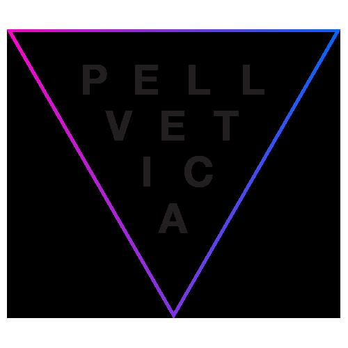 Pellvetica Logo