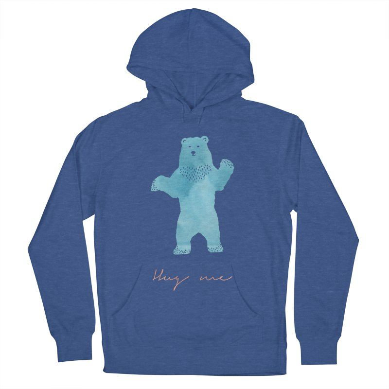 Hug Me Women's Pullover Hoody by Pen & Paper Design's Shop