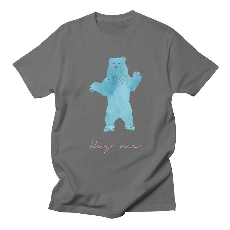 Hug Me Men's Regular T-Shirt by Pen & Paper Design's Shop