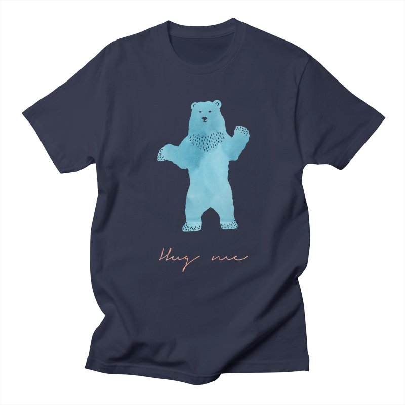 Hug Me Men's T-Shirt by Pen & Paper Design's Shop