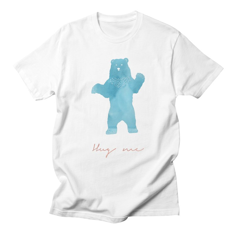 Hug Me Men's Regular T-Shirt by Pen & Paper Design's Shop