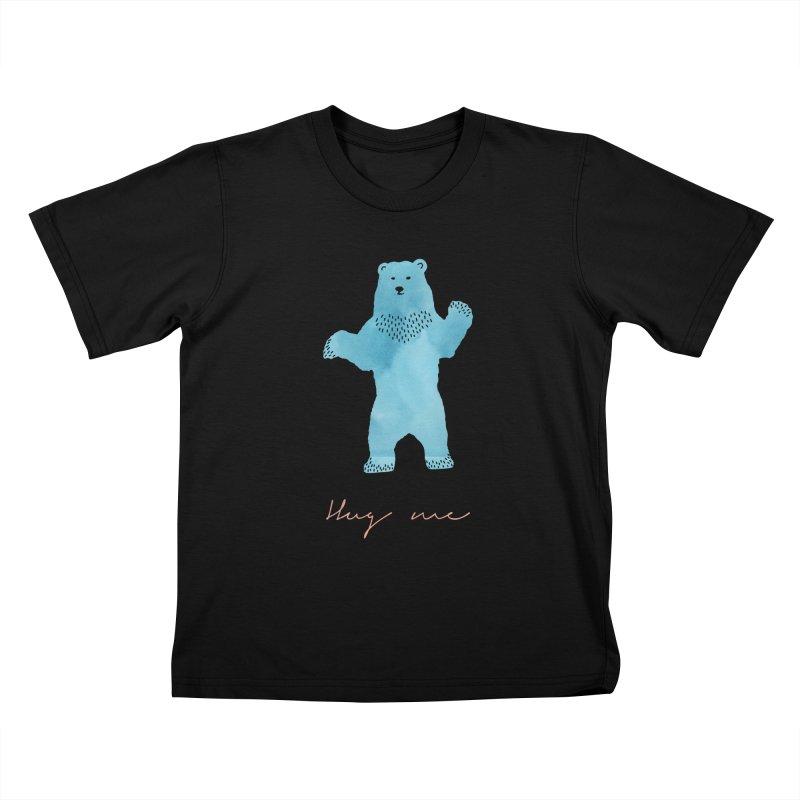 Hug Me Kids T-Shirt by Pen & Paper Design's Shop