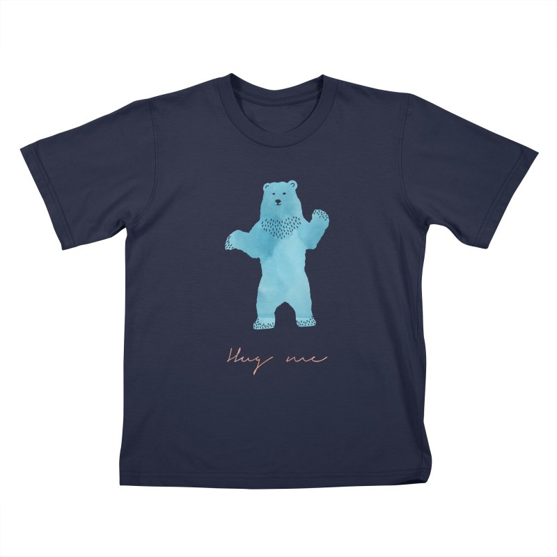 Hug Me Kids T-Shirt by Pen & Paper Design's Shop