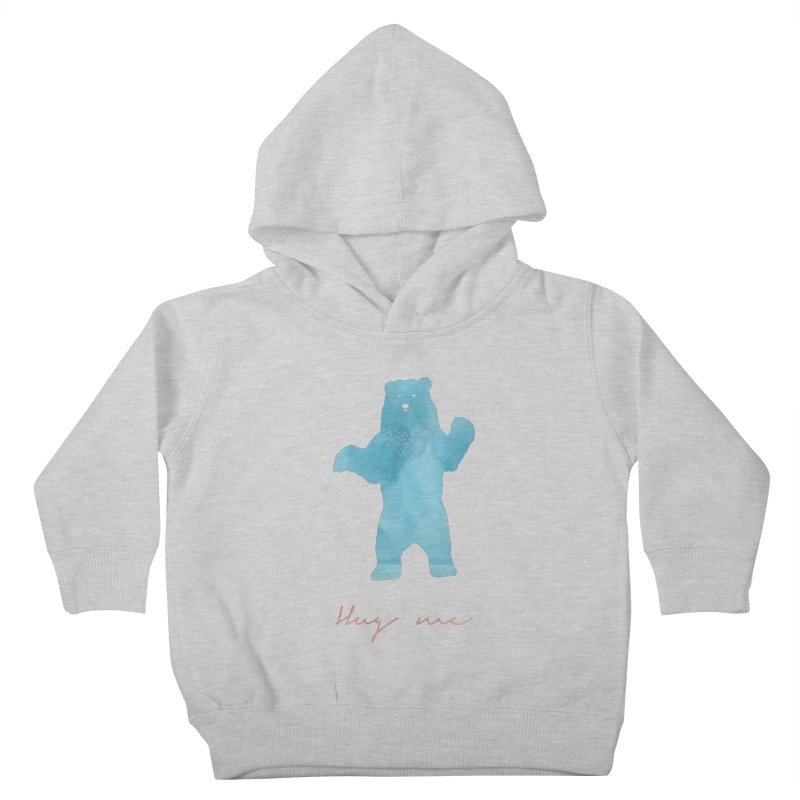 Hug Me Kids Toddler Pullover Hoody by Pen & Paper Design's Shop