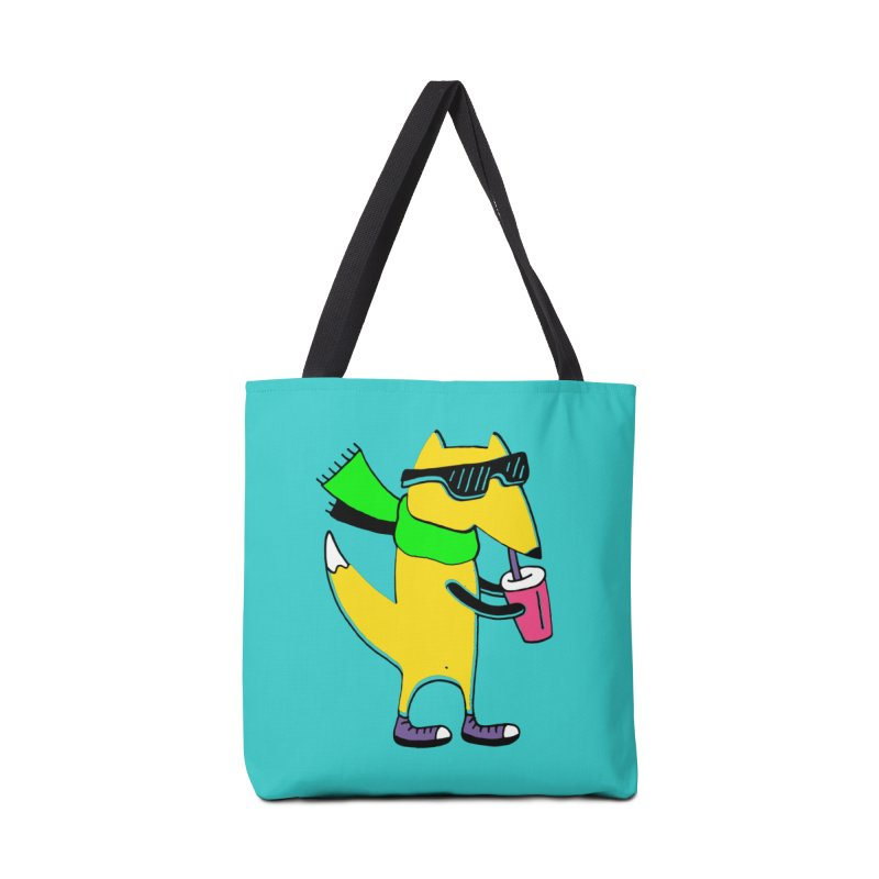 Enjoy Today Accessories Tote Bag Bag by PENARULIT illustration