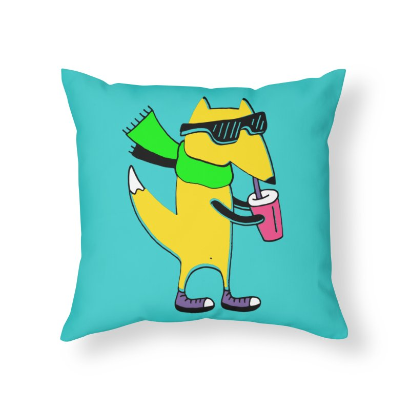 Enjoy Today Home Throw Pillow by Ekaterina Zimodro's Artist Shop