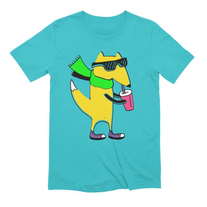 Enjoy Today Men's T-Shirt by PENARULIT illustration