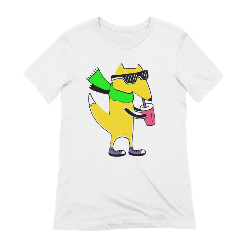 Enjoy Today Women's Extra Soft T-Shirt by Ekaterina Zimodro's Artist Shop