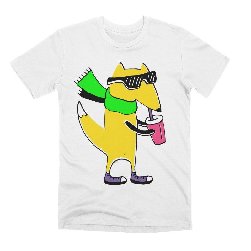 Enjoy Today Men's Premium T-Shirt by Ekaterina Zimodro's Artist Shop