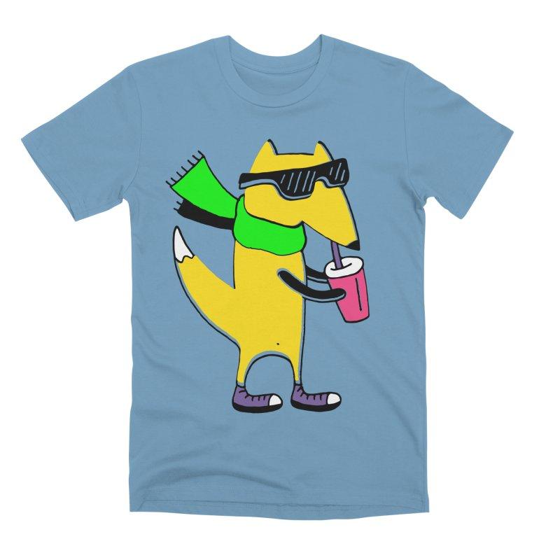 Enjoy Today Men's Premium T-Shirt by PENARULIT illustration
