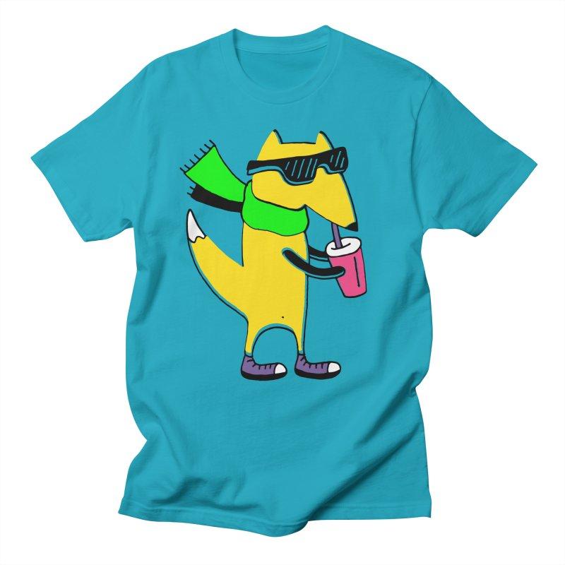 Enjoy Today Women's Regular Unisex T-Shirt by PENARULIT illustration