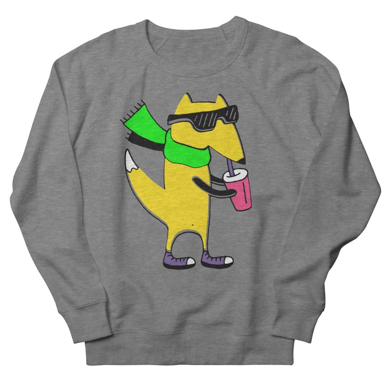 Enjoy Today Men's French Terry Sweatshirt by PENARULIT illustration