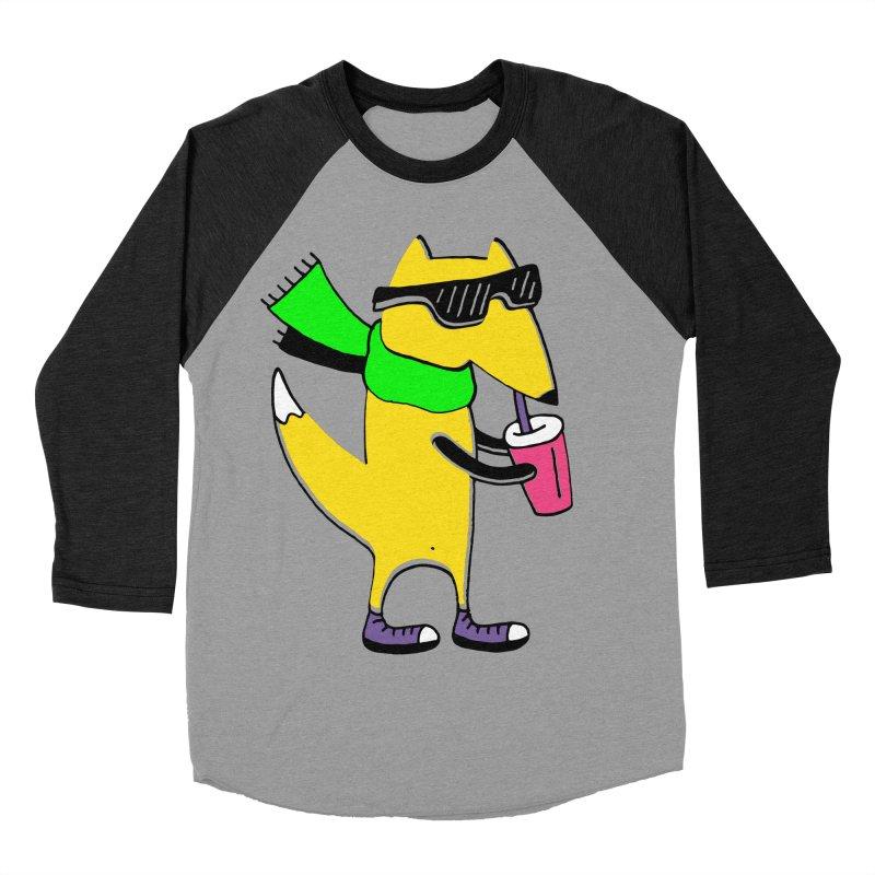 Enjoy Today Women's Baseball Triblend Longsleeve T-Shirt by PENARULIT illustration