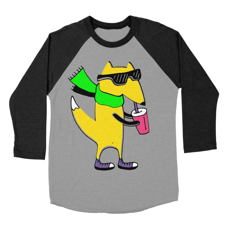 Enjoy Today Men's Baseball Triblend Longsleeve T-Shirt by Ekaterina Zimodro's Artist Shop