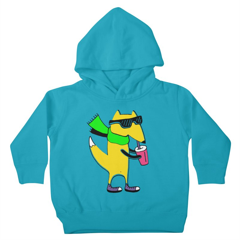 Enjoy Today Kids Toddler Pullover Hoody by Ekaterina Zimodro's Artist Shop