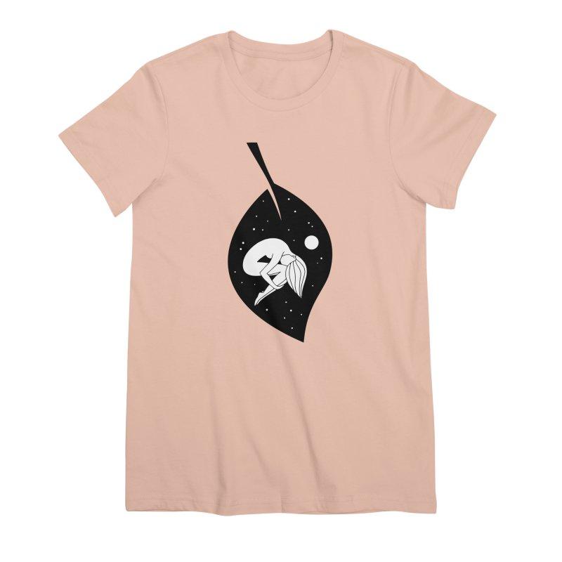 Autumn Immersion Women's Premium T-Shirt by PENARULIT's Artist Shop