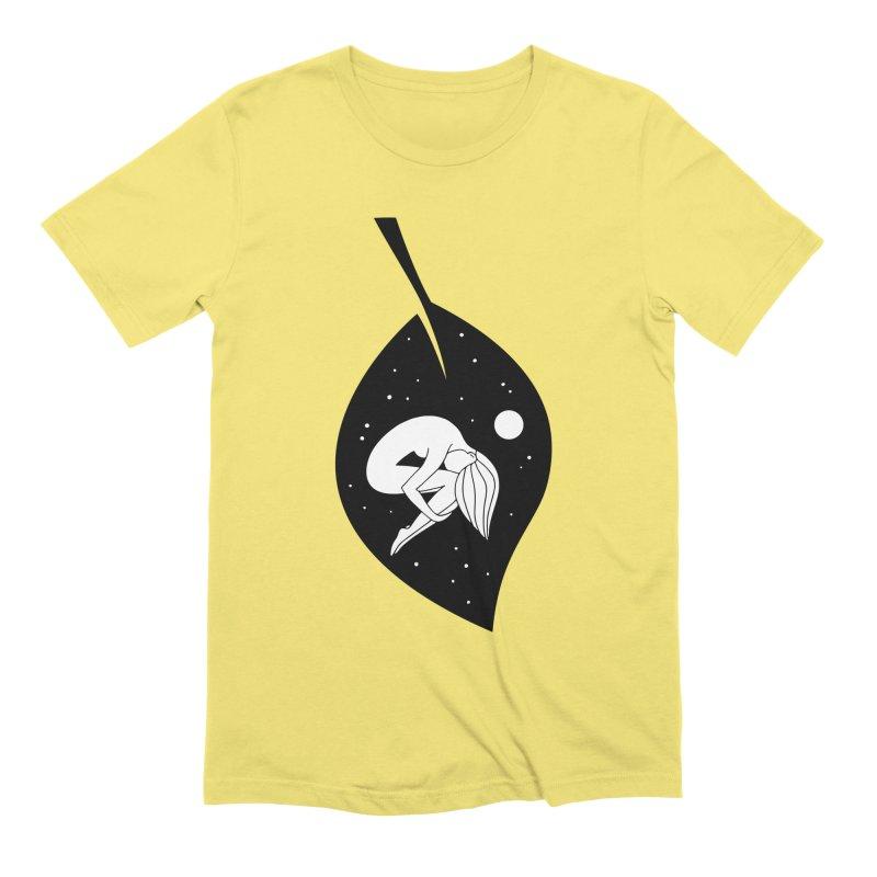 Autumn Immersion Men's Extra Soft T-Shirt by PENARULIT's Artist Shop