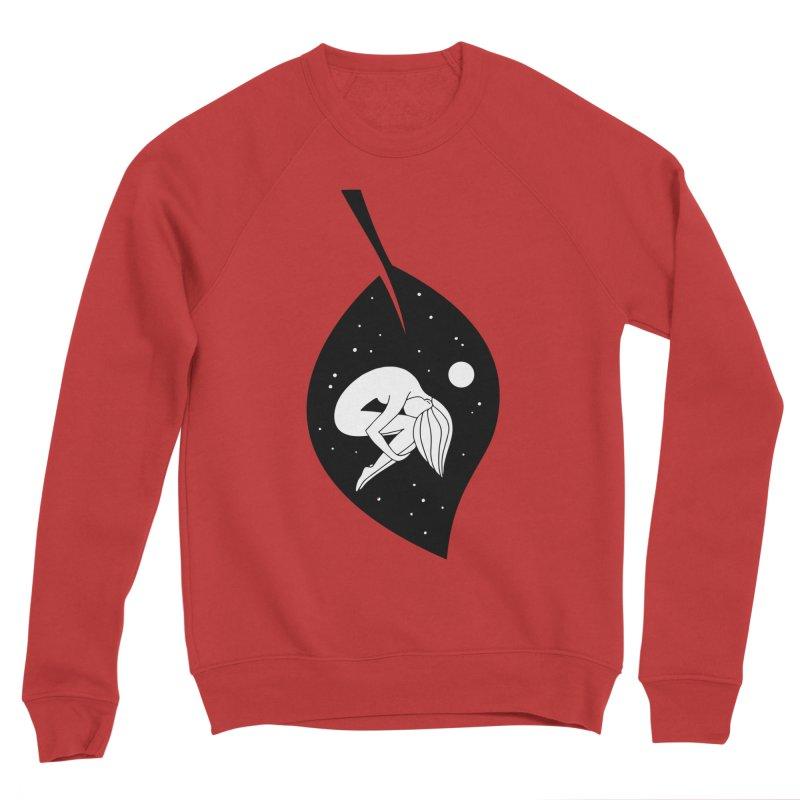 Autumn Immersion Men's Sponge Fleece Sweatshirt by PENARULIT's Artist Shop