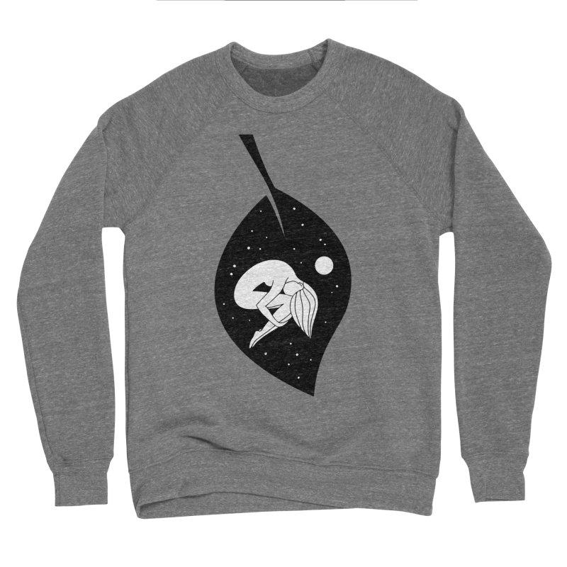 Autumn Immersion Women's Sponge Fleece Sweatshirt by PENARULIT's Artist Shop