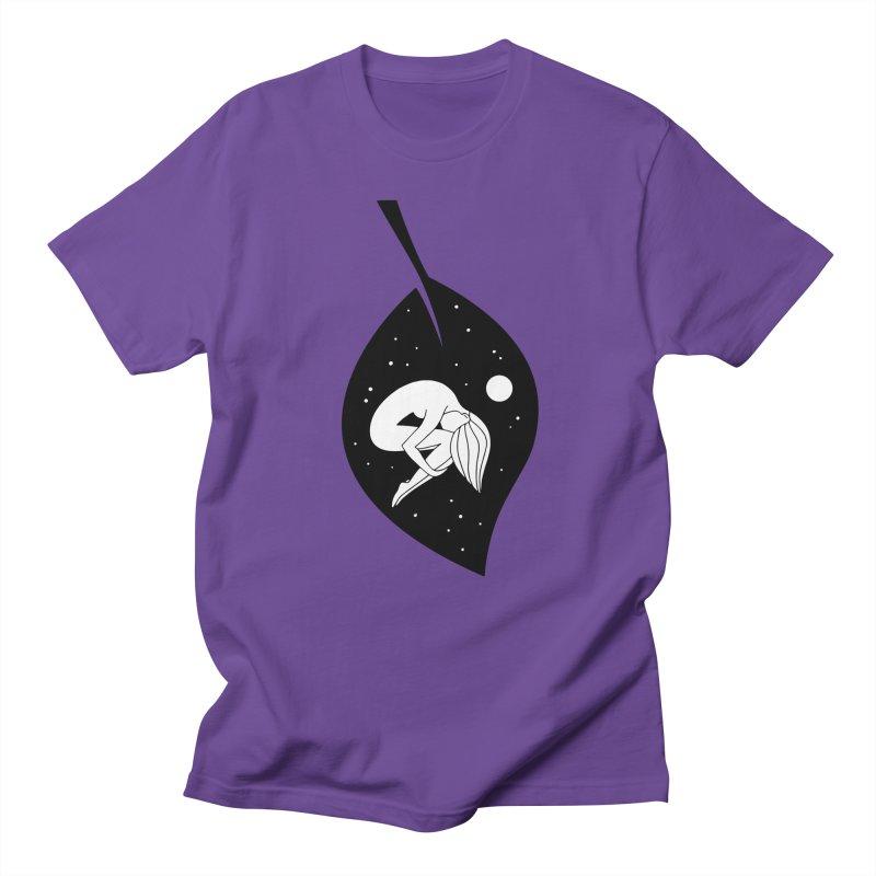 Autumn Immersion Men's Regular T-Shirt by PENARULIT's Artist Shop