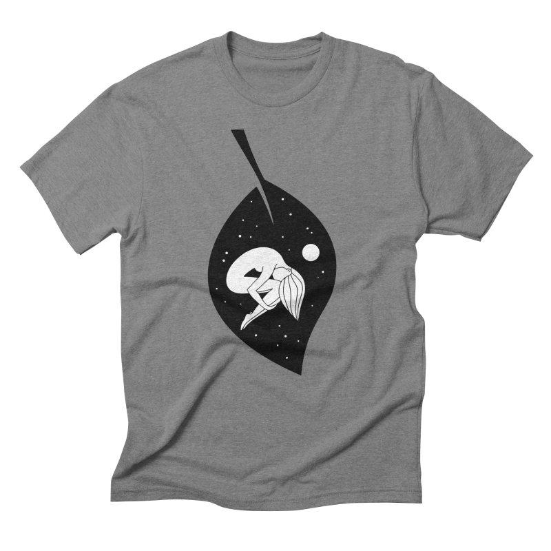 Autumn Immersion Men's Triblend T-Shirt by PENARULIT's Artist Shop