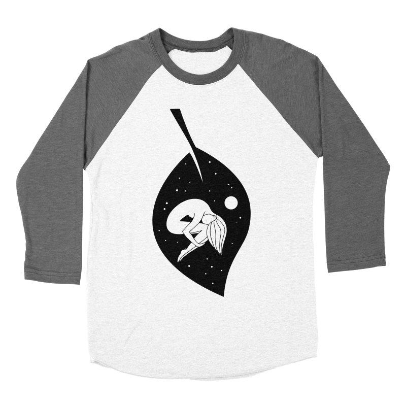 Autumn Immersion Women's Baseball Triblend Longsleeve T-Shirt by PENARULIT's Artist Shop